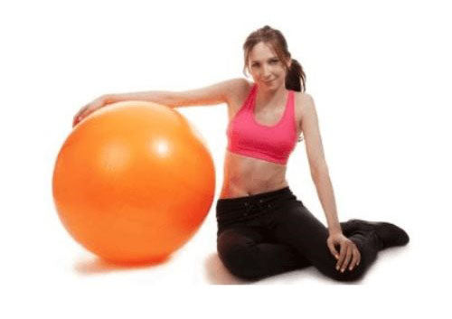 Maxfit Gym Ball Kit