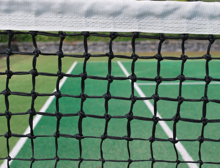 Full Length Contour Double Mesh 42 Foot Tennis Net