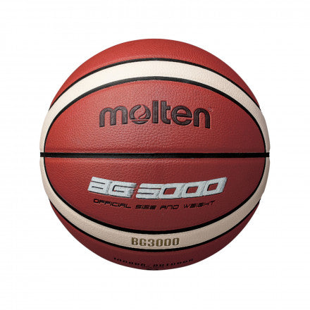 Molten BG3000 Synthetic Leather Basketball  - Due November 2020