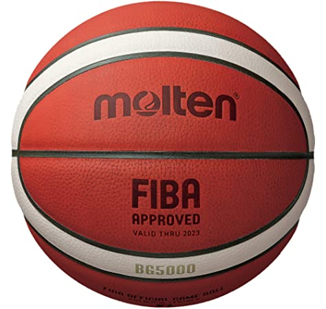 Molten BG5000 Leather Basketball  - Due November 2020