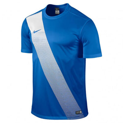 Nike Sash Jersey Royal White Web