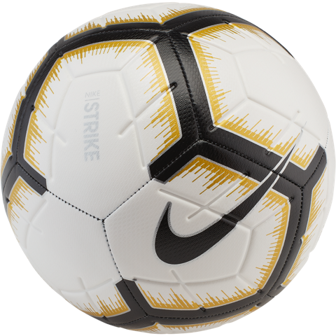 Nike Strike Soccer Ball - White/Black SC3310