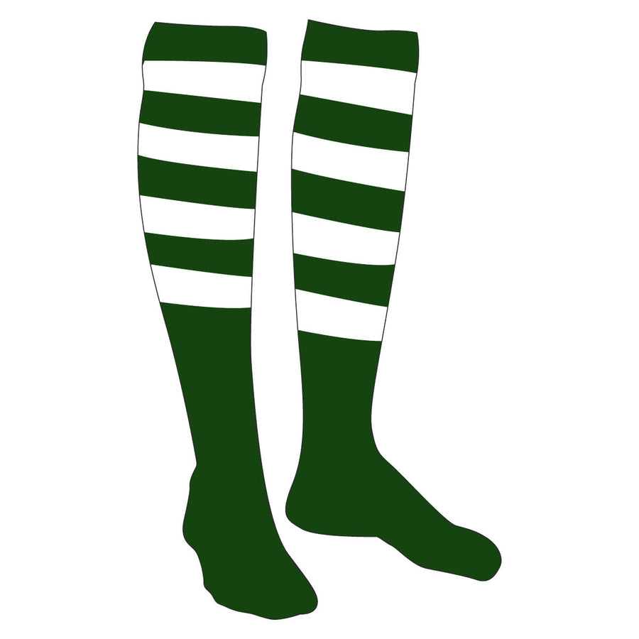 OneVOne Football/Rugby/Hockey Socks - Hoop