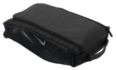Platform Shoe Carrier Black