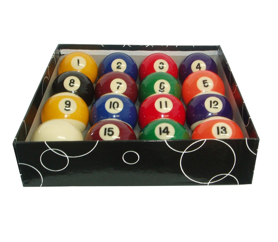 Pool Balls - Complete Set