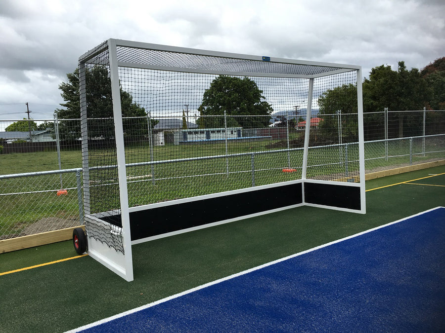 Premier Braided Hockey Goal Net - Pair