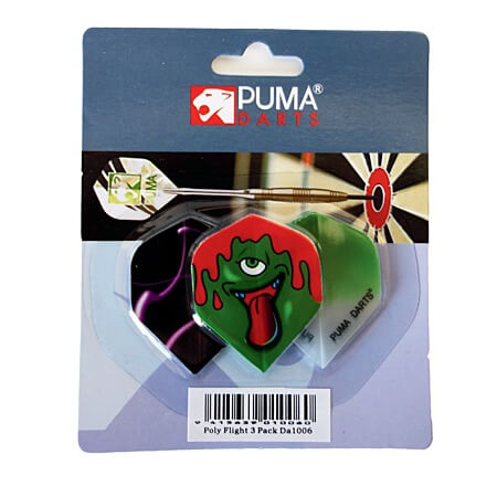 Puma Darts Flights Multi Pack