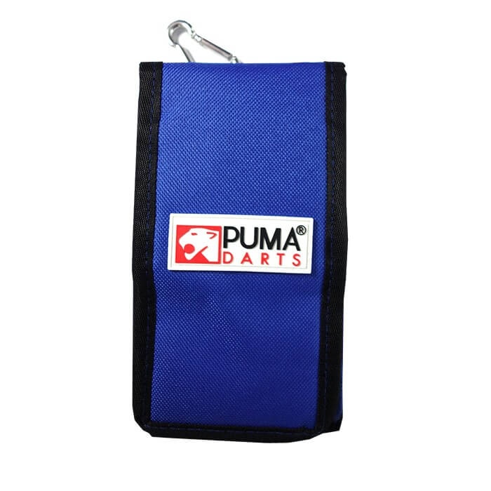 Puma Nylon Dart Wallet Red