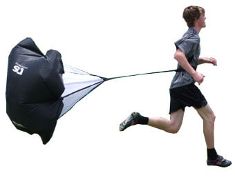 Quick Foot Parachute