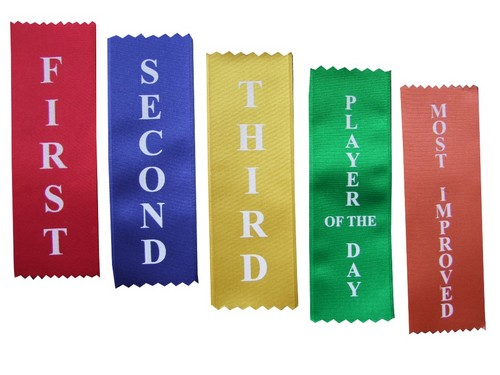 Ribbon Most Improved