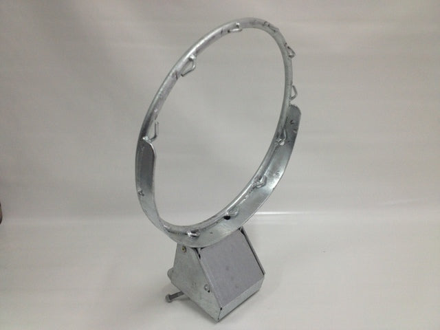 Samson Competition Sprung Hoop - Powder Coated