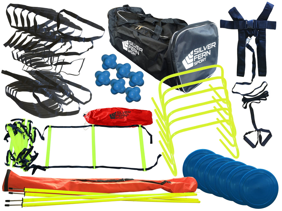Silver Fern Speed & Agility Pack PLUS