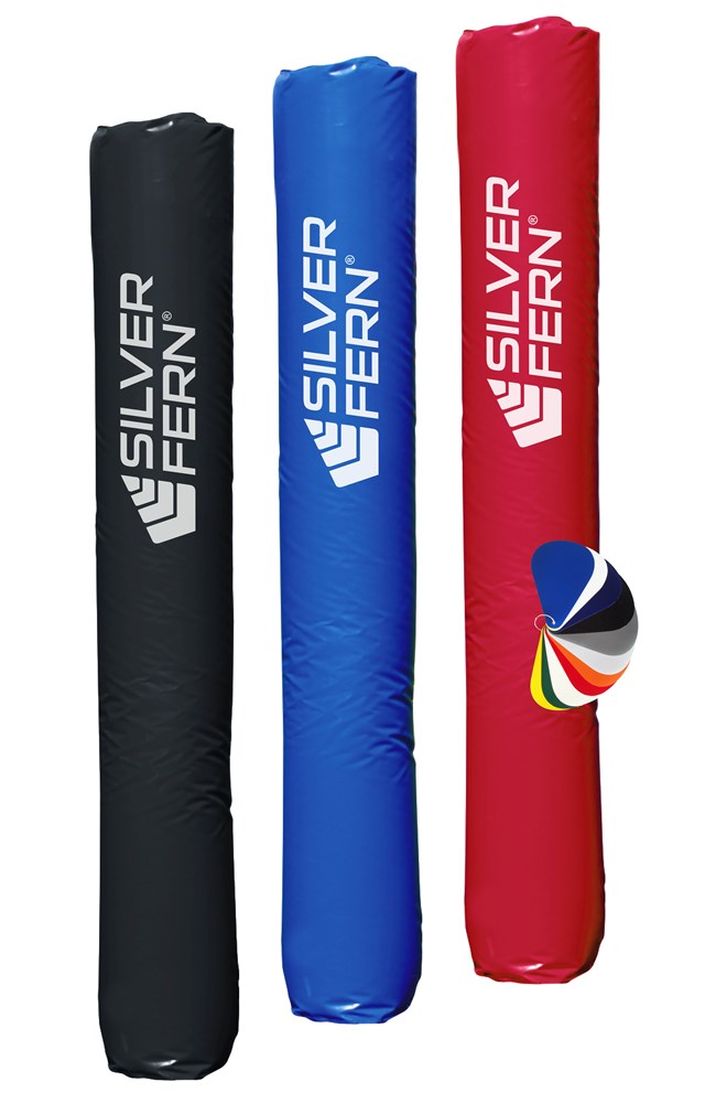 Silver Fern Economy Rugby Goal Post Pads