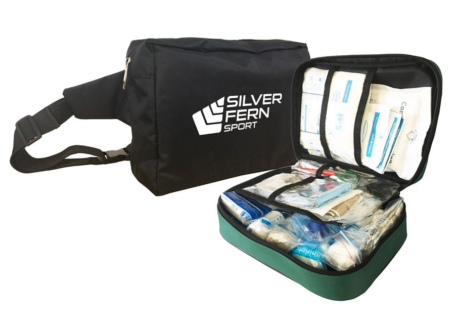 Silver Fern Premium First Aid Kit + Bag