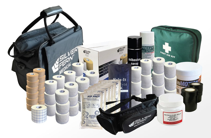 Silver Fern First Aid Kit - Team Pack
