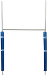 Silver Fern Junior Goal Posts - With Post Pads