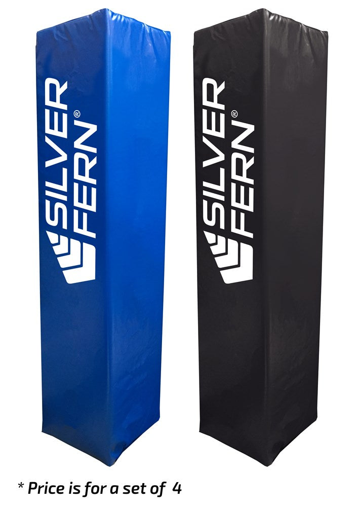 Silver Fern Rugby Goal Post Pads