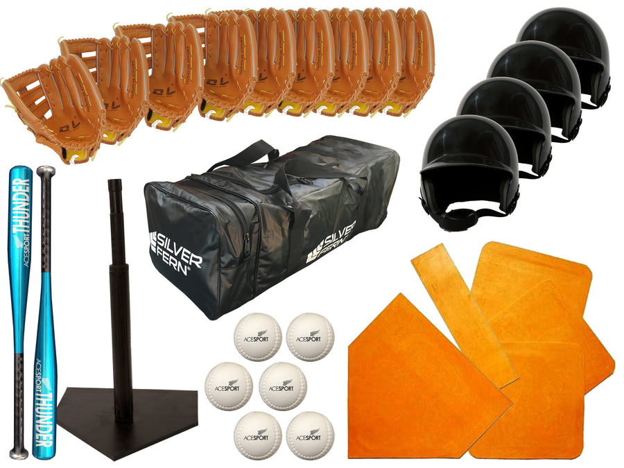 Silver Fern T-Ball Pack
