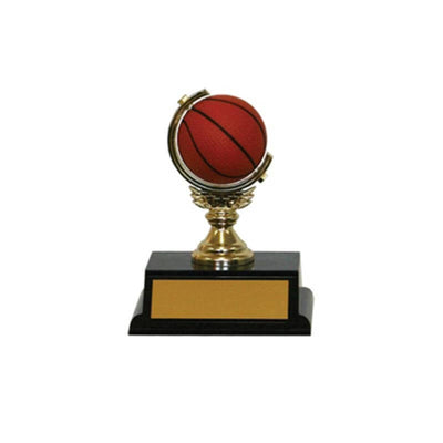 Soft Spinning Trophy Basketball