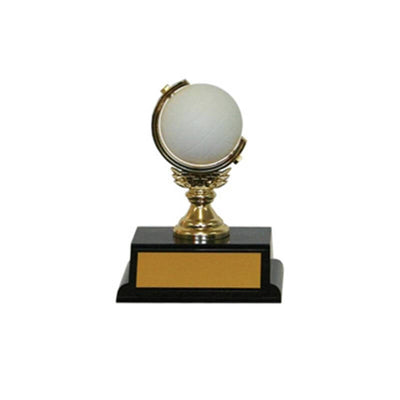Soft Spinning Trophy Netball