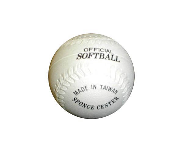 SoftballBall-SoftSpongeCntr