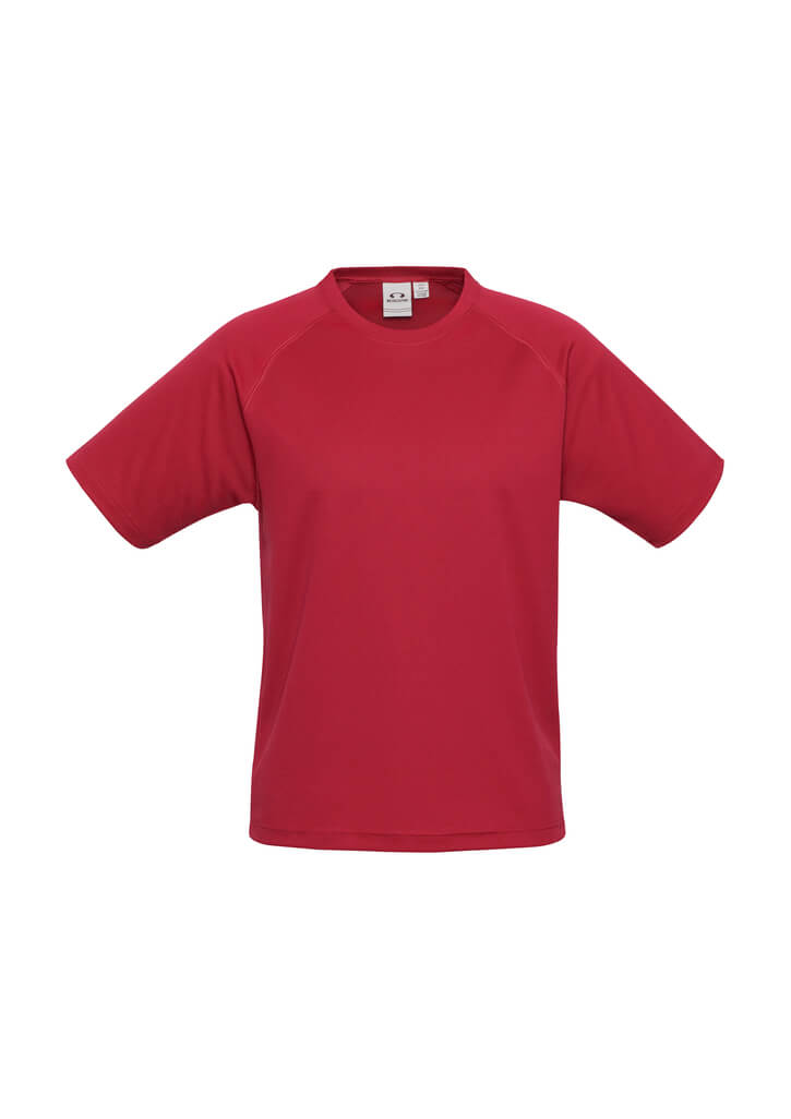 Sprint Tee Mens Red