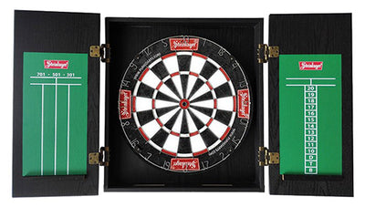 Steinlager Dart Board Set Inside Web
