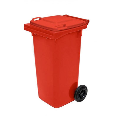Storage Bin Red