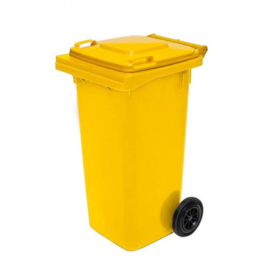 Storage Bin Yellow