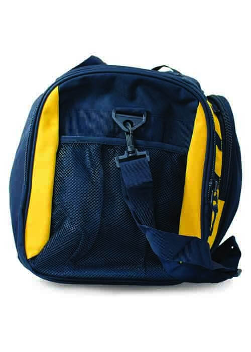 Tasman Gear Bag Navy Gold 2 copy