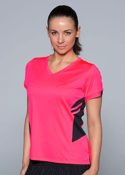 tasman-tee-ladies-pink-black