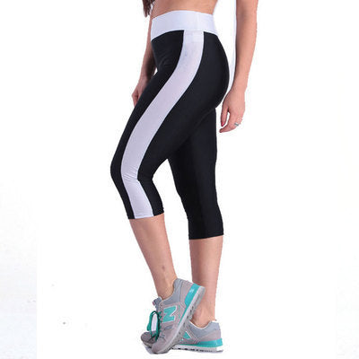 Tui Activewear Capri Leggings - Boost