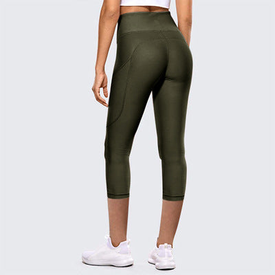 Tui Activewear Capri Leggings - Hype