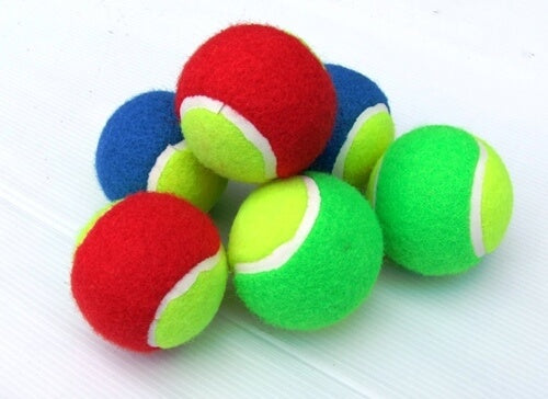 Two Tone Tennis Ball