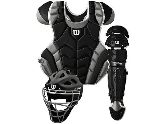 Wilson C1K Catchers Gear - Youth