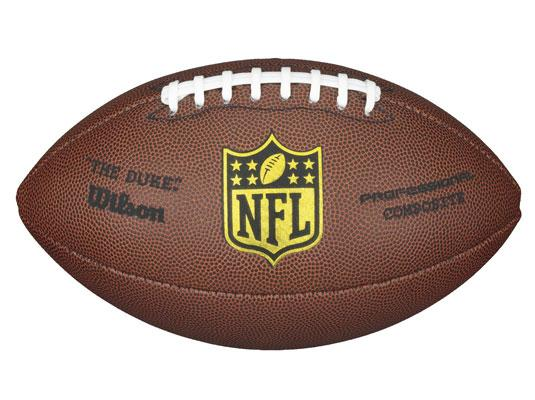 Wilson NFL Ball 'The Duke' Replica