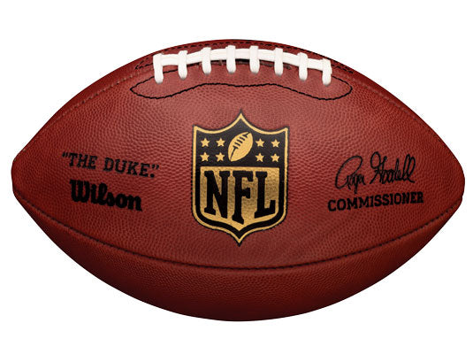 Wilson NFL Duke Game Ball Boxed