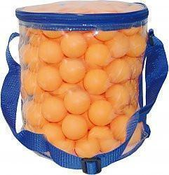 Sunflex Gross Pack (144) Table Tennis Balls - Orange
