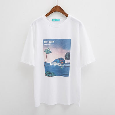 T-shirt DREAMING HARBOUR