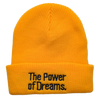 Bonnet Jaune Dreams