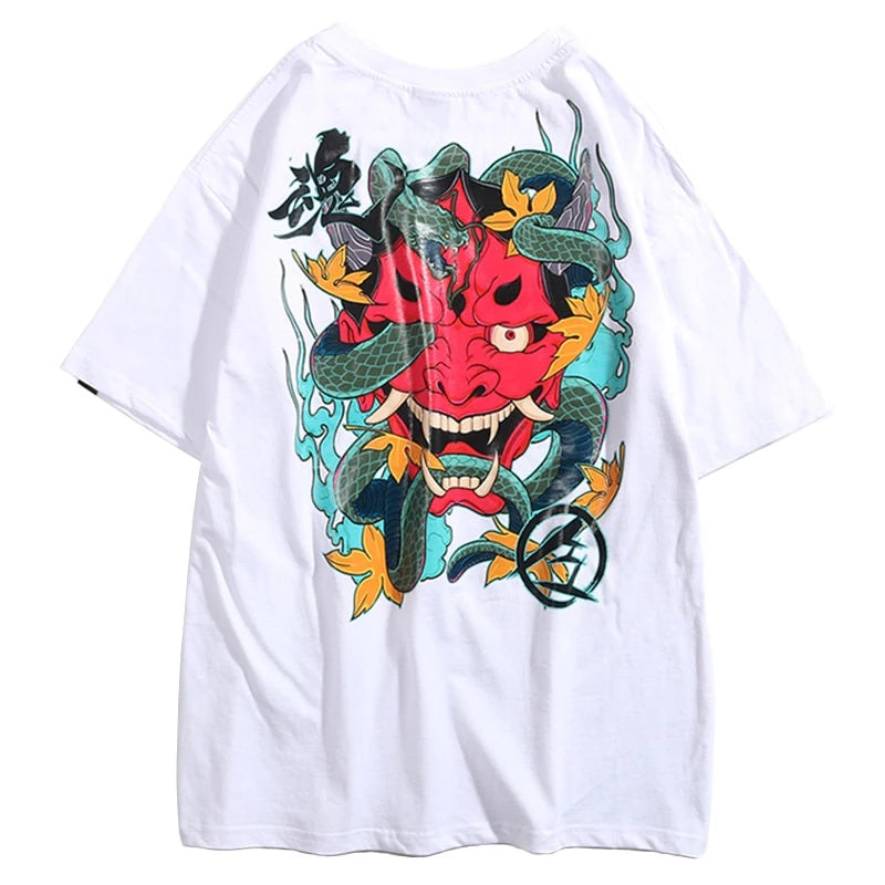 T-shirt Diable Rouge