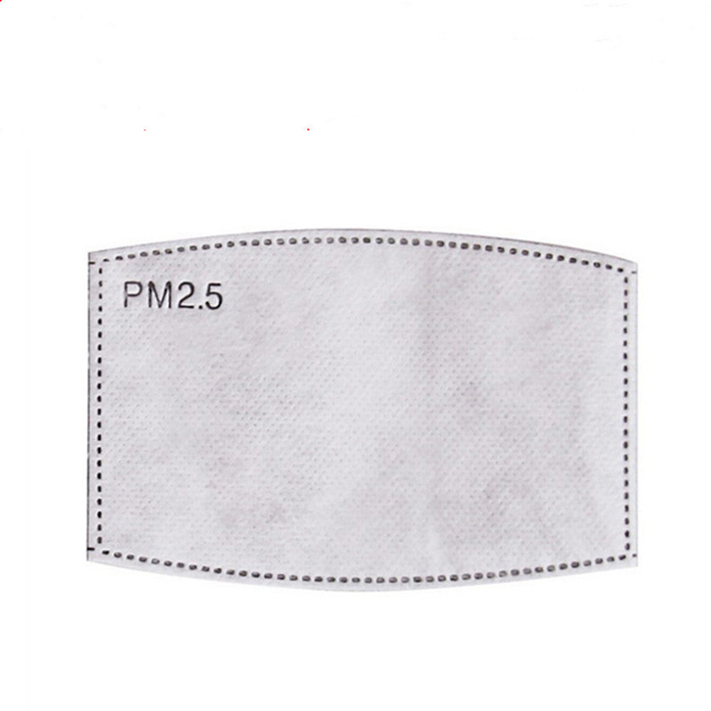 Generise Pack of 10 Replacement Pm 2.5 Filters, Work Safety Protective Equipment by My Wholesale Warehouse