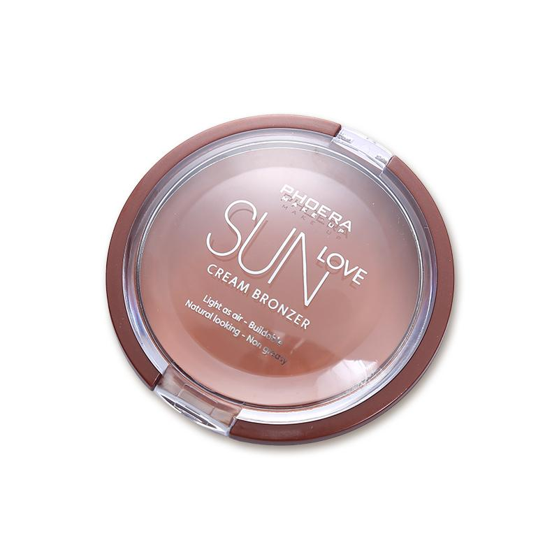 Phoera Cream Bronzer, Face Makeup by My Wholesale Warehouse