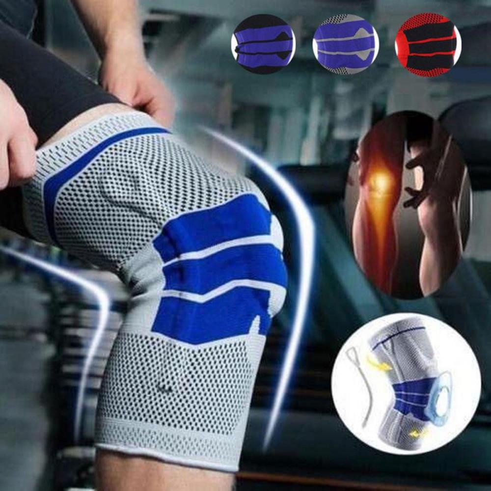 Generise Compression Silicone Knee Support, Supports & Braces - Image 1