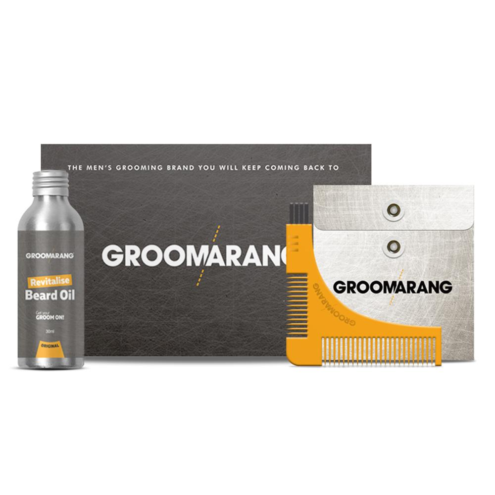 Groomarang Basic Collection, Hair Styling Products by My Wholesale Warehouse