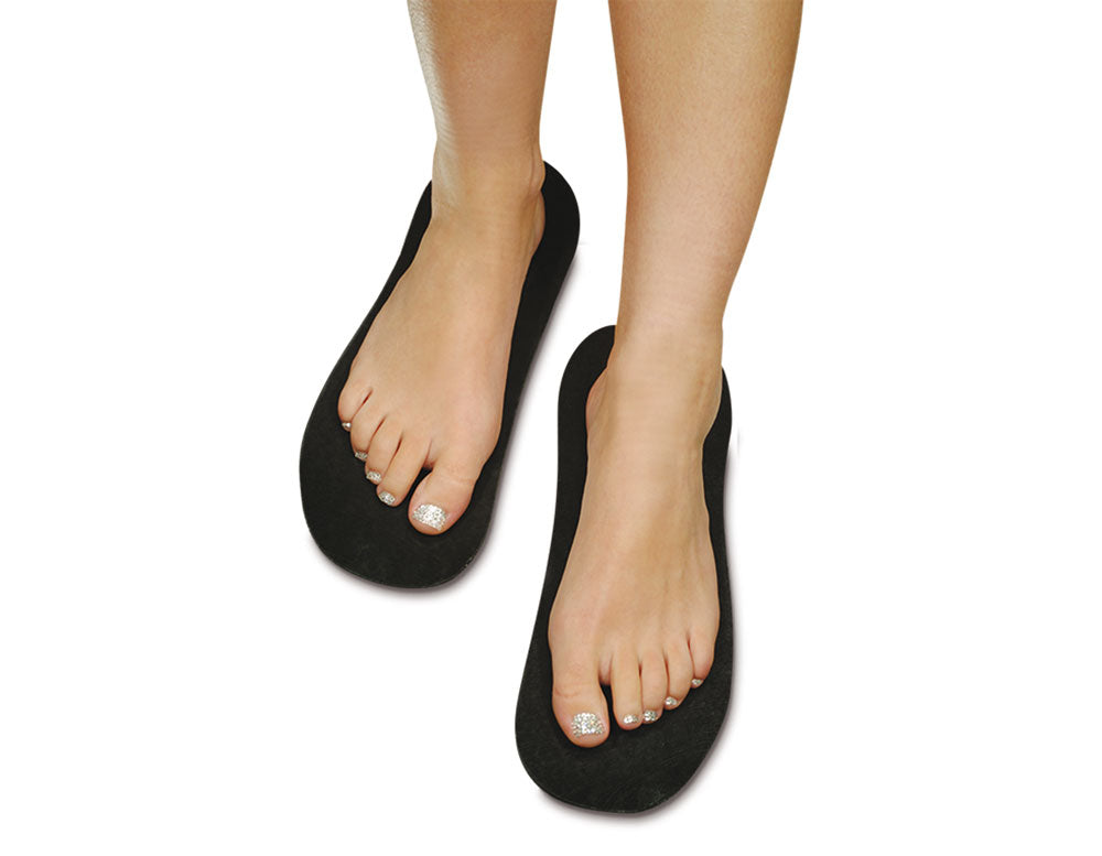 Glamza Tanning Sticky Feet Pair by  My Wholesale Warehouse
