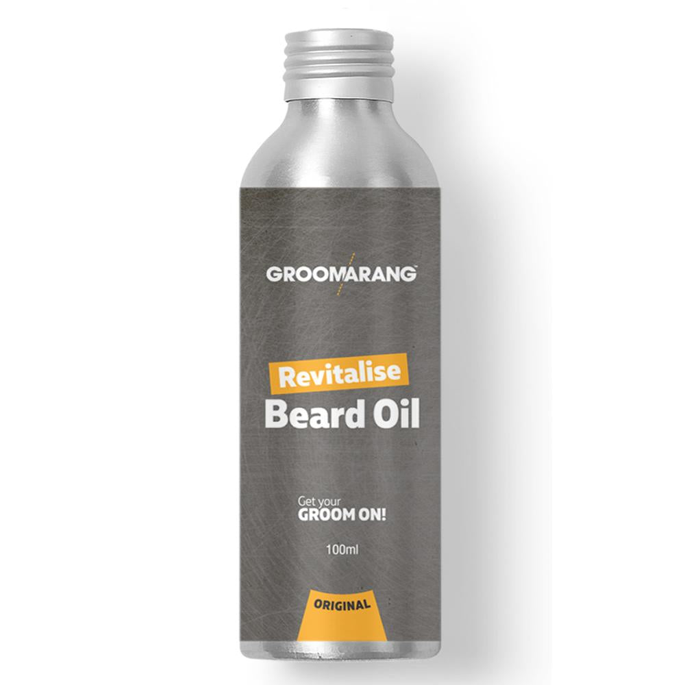 Groomarang Beard Oil, Hair Styling Products by My Wholesale Warehouse