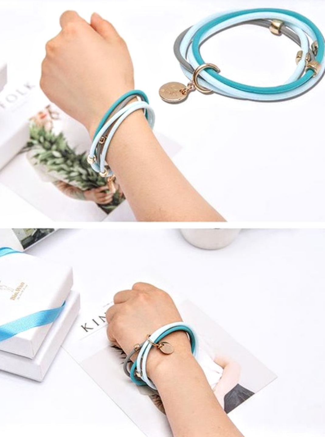 Glamza Mosquito Repellent Bracelet, Household Supplies by My Wholesale Warehouse