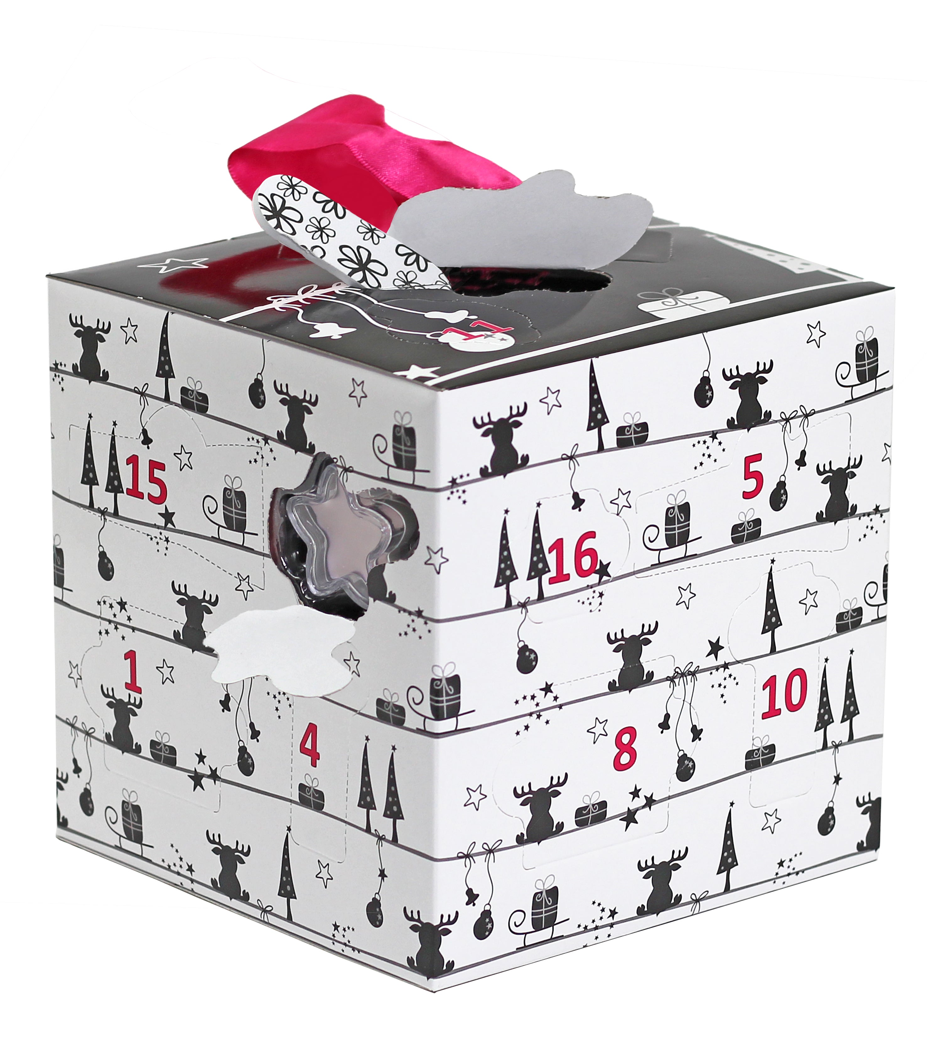 Cube Advent Calendar by  My Wholesale Warehouse