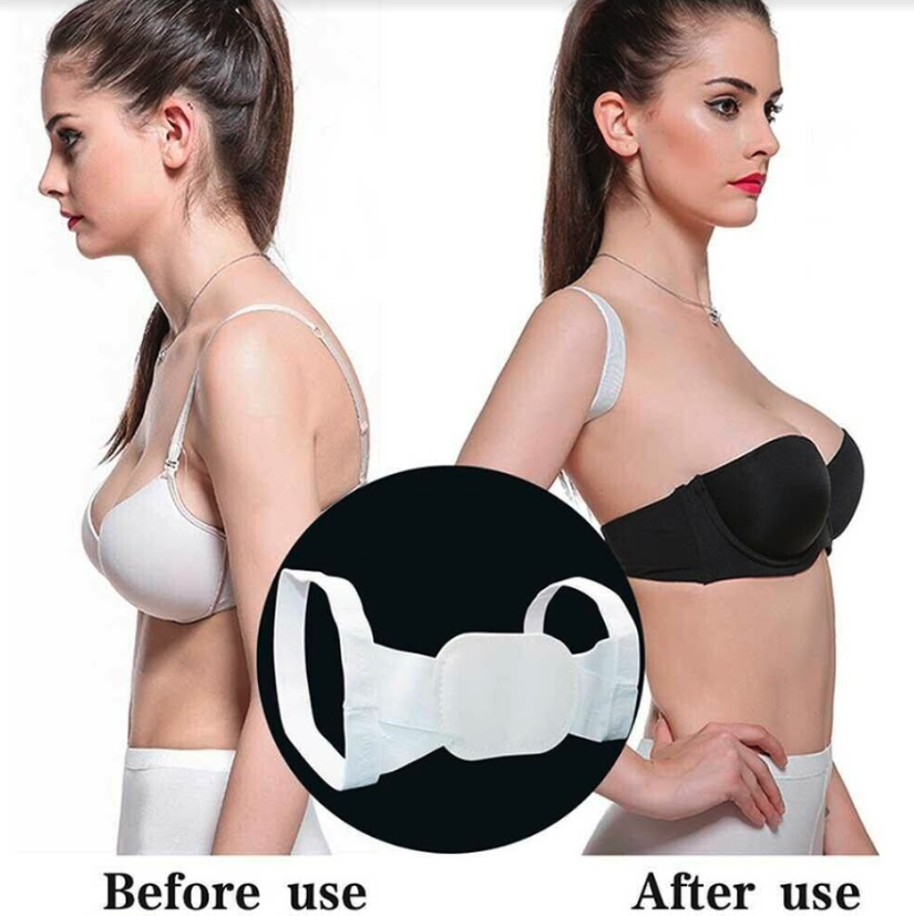 Generise Flexible Posture Belt and Back Support, Supports & Braces - Image 5